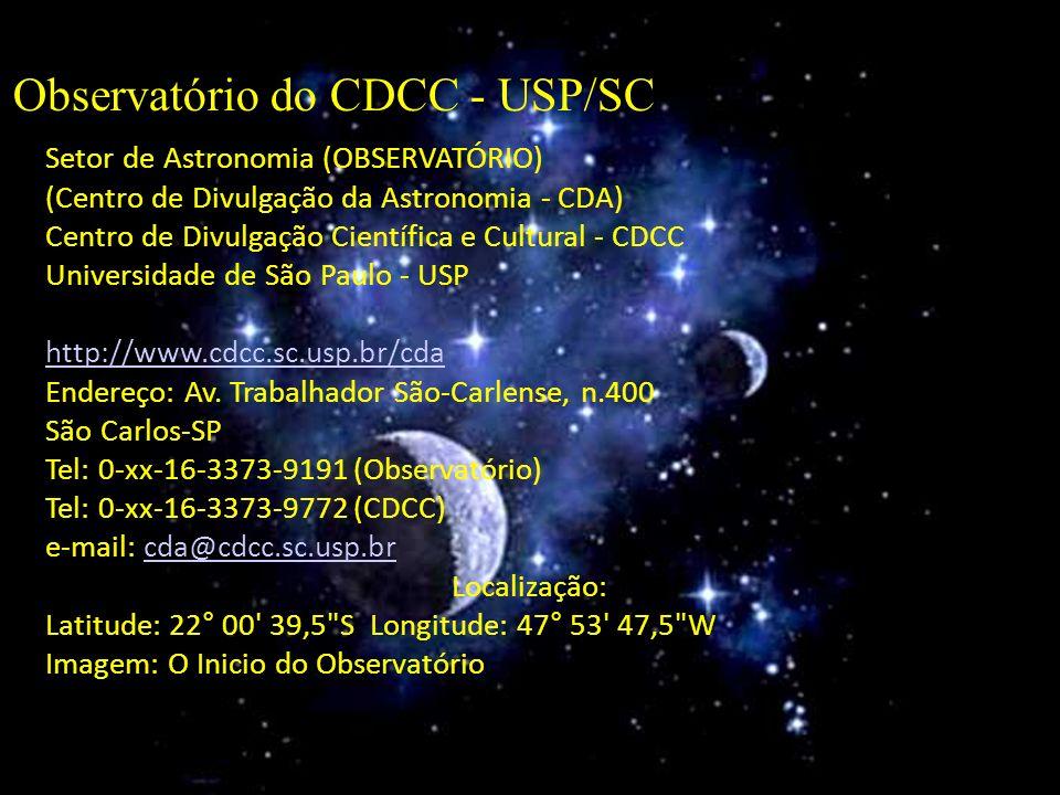 Como determinar a distância de uma estrela.