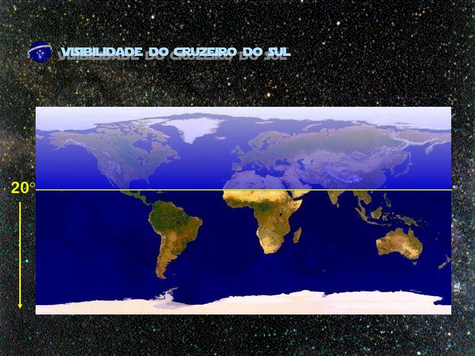 visibilidade do cruzeiro do sul 20