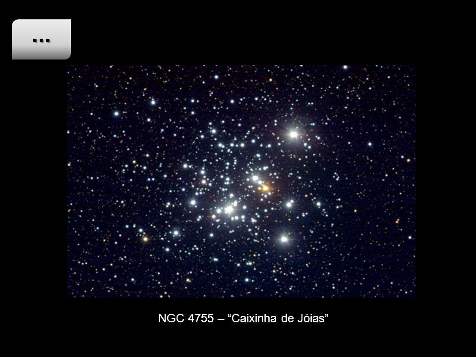 ... NGC 4755 – Caixinha de Jóias