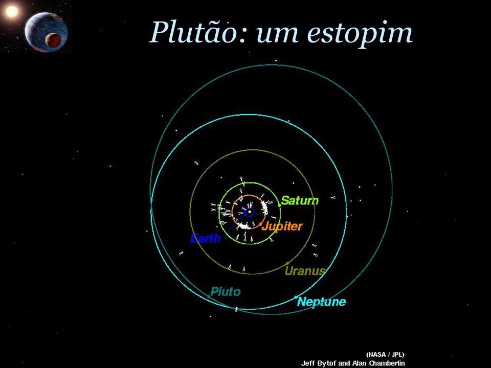 Plutão: um estopim