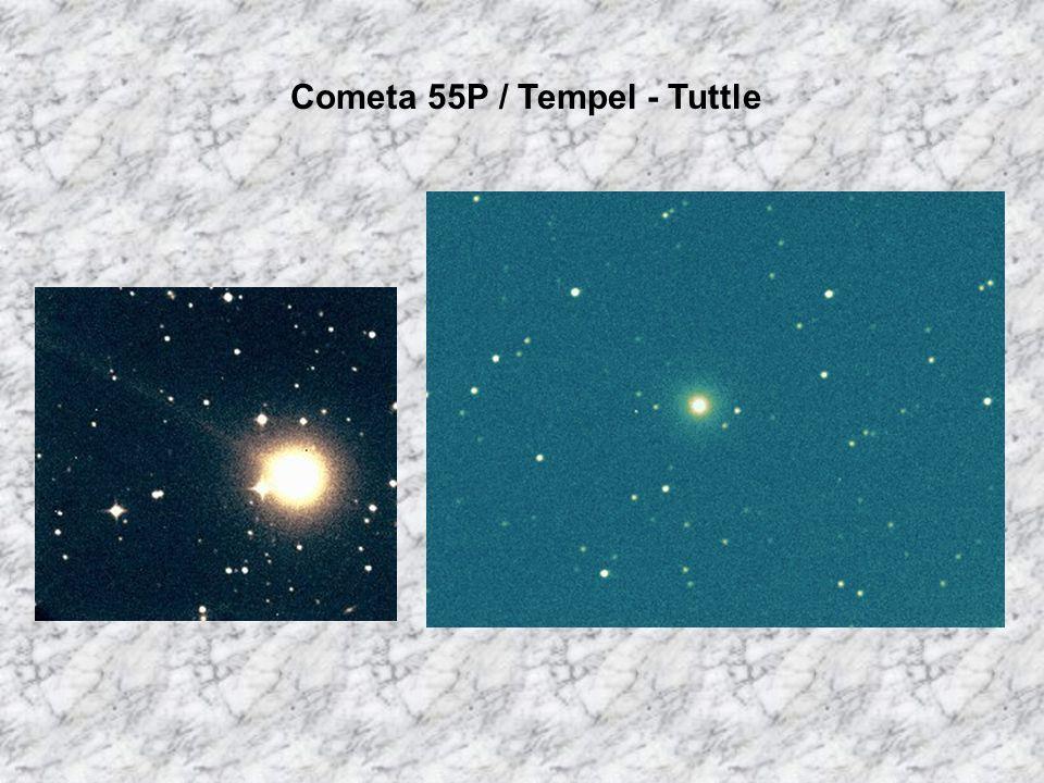Cometa 55P / Tempel - Tuttle