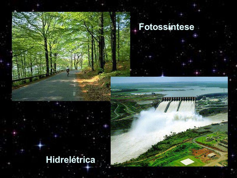 Fotossíntese Hidrelétrica