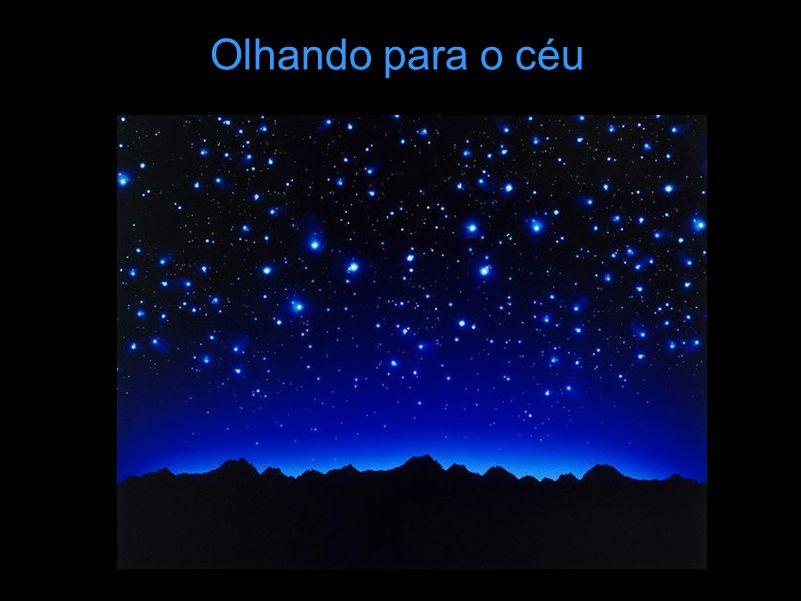 Olhando para o céu