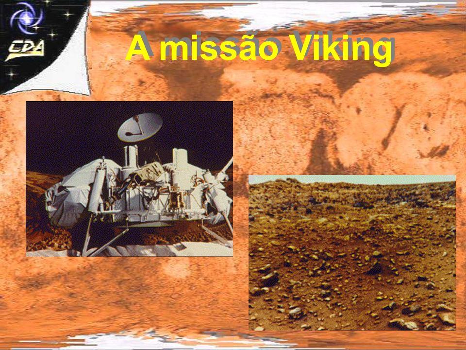 A missão Viking
