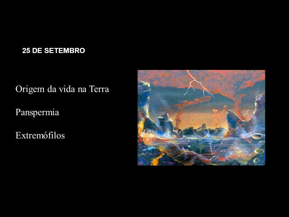 O CALENDÁRIO CÓSMICO 9 DE SETEMBRO: ORIGEM DO SISTEMA SOLAR 14 DE SETEMBRO: FORMAÇÃO DO PLANETA TERRA 1 DE MAIO: ORIGEM DA VIA LÁCTEA 1 DE JANEIRO :BIG BANG