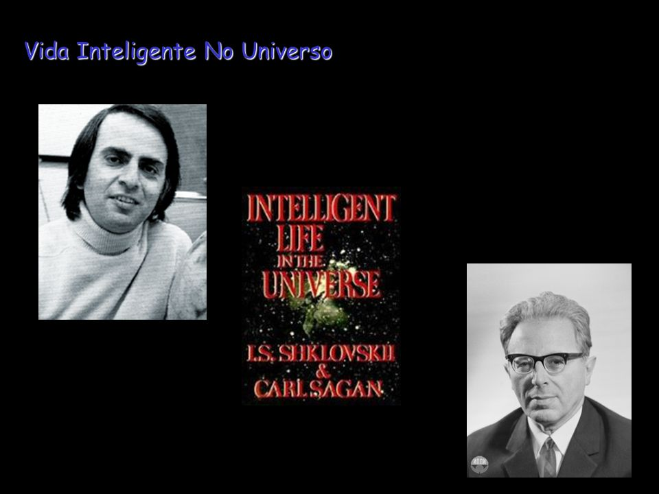 Vida Inteligente No Universo