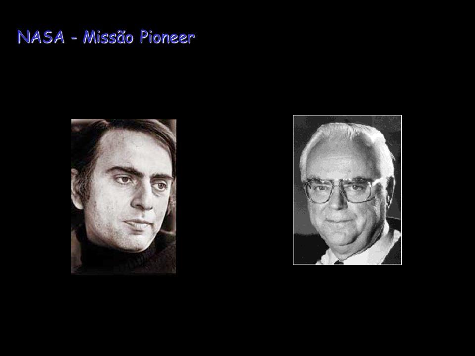 NASA - Missão Pioneer