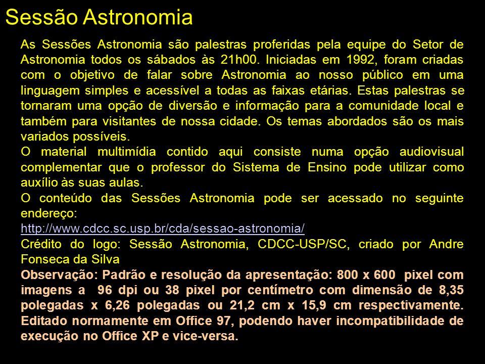 Apresentação de Eslley Scatena O criador do Cosmos !