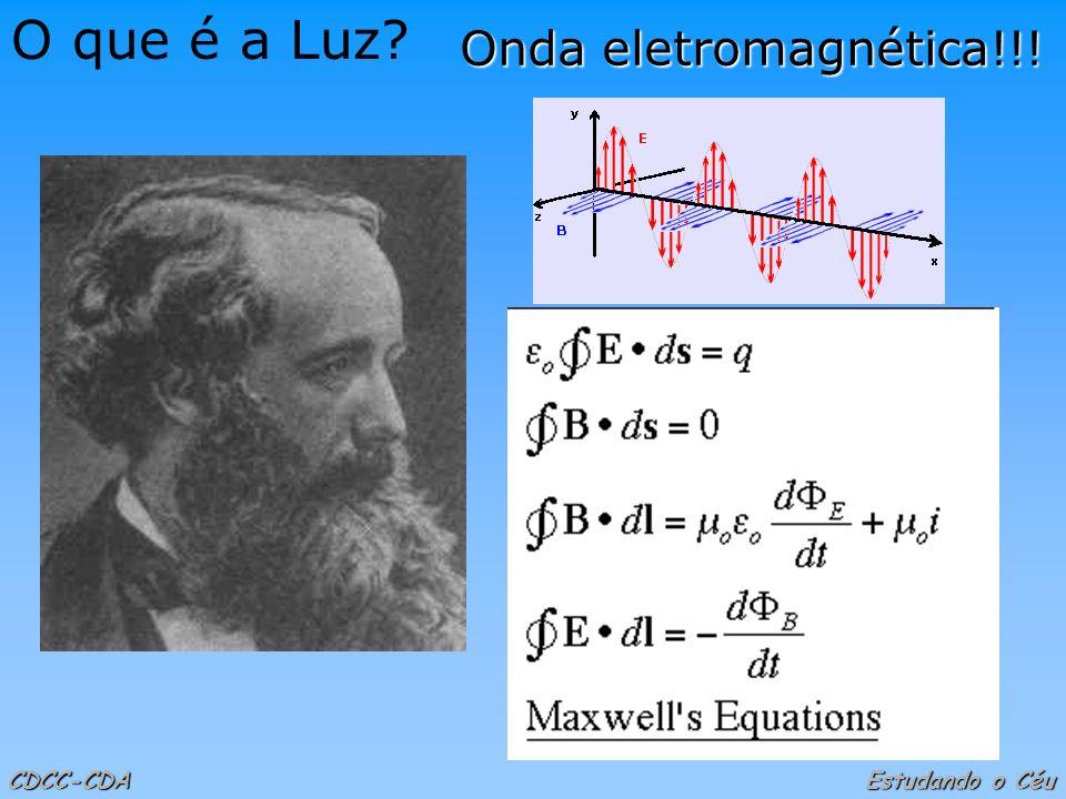CDCC-CDA Estudando o Céu Referências http://www.esa.int/esaSC/SEM0W1T1VED_index_0.html http://www.laughtergenealogy.com/bin/hubble/thumbs01.ht ml (fotos hubble) http://universe-review.ca/R08-11-instruments.htm#optical