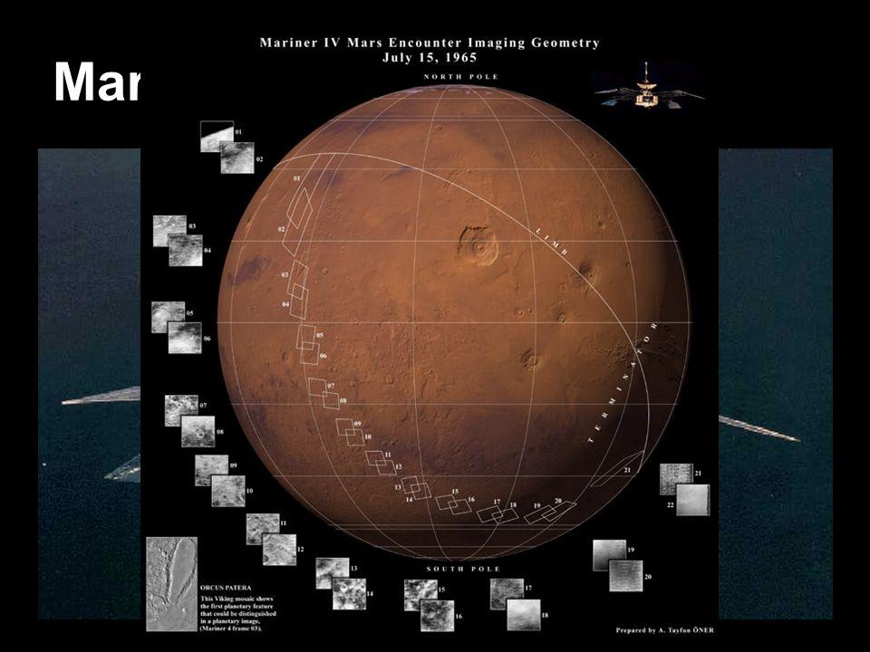Mariner 4 - 1964