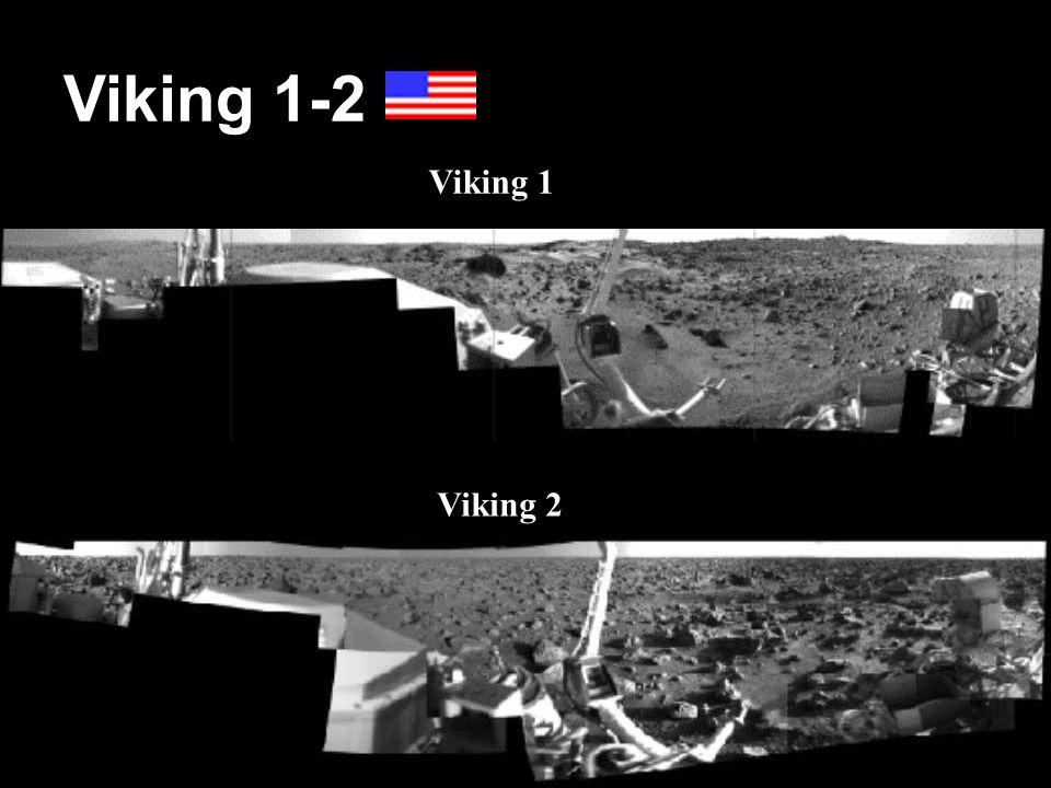 Viking 1 Viking 2 Viking 1-2