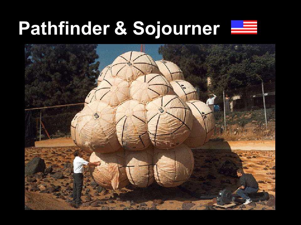 Pathfinder & Sojourner