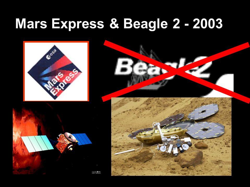 Mars Express & Beagle 2 - 2003