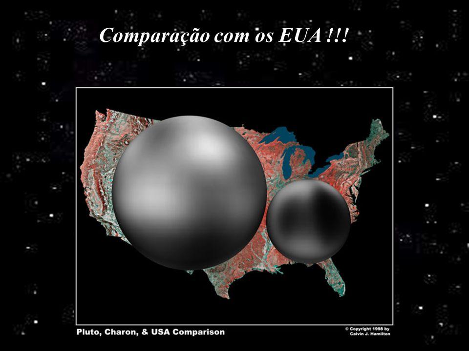 Comparação com os EUA !!!
