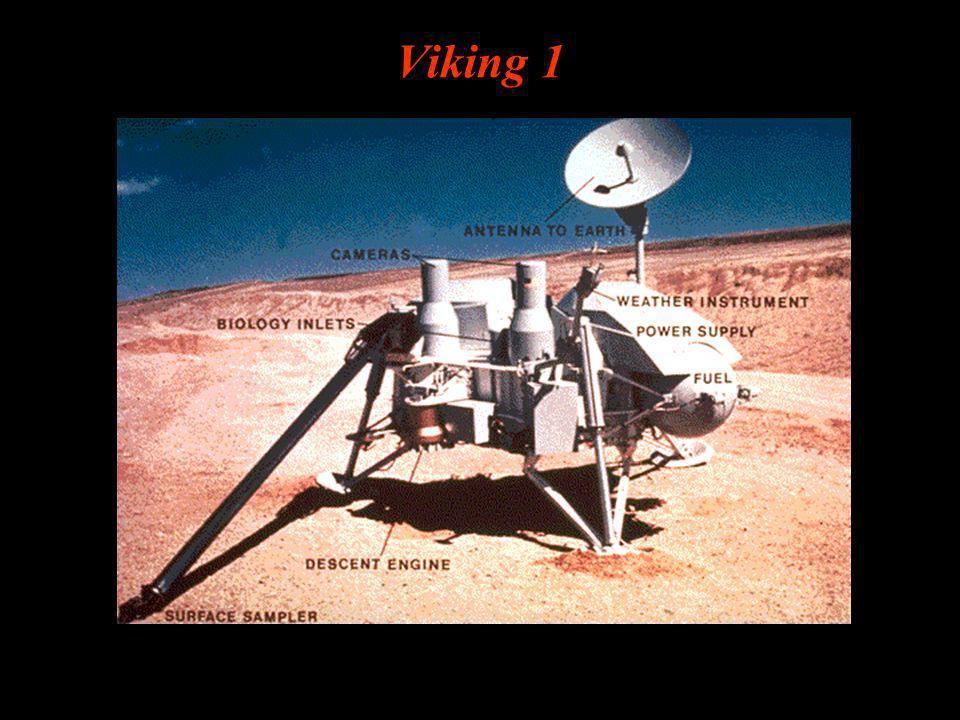 Prós e contras da vida em Marte Prós provável existência de água líquida exames realizados pela sonda Viking 1 meteorito ALH84001 Contras provável inexistência de água líquida ausência de uma atmosfera e um campo magnético protetor superfície altamente reativa temperaturas muito baixas