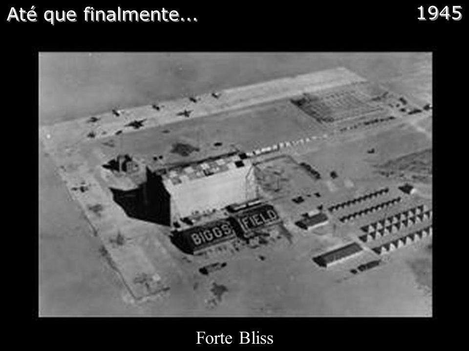 Chegando no Estado Unidos Comentários: Os primerios a chegar, foram levados à Base da Força Aérea de New Castle em Delaware. Depois eles foram levados