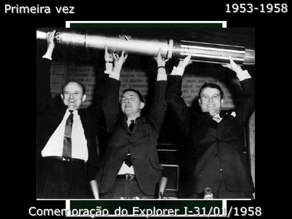 Sonho continua Comentários: Mas o sonho de von Braun, levar o homem a Lua, continuava. E ele sabia que teria de convencer o povo americano a gastar o