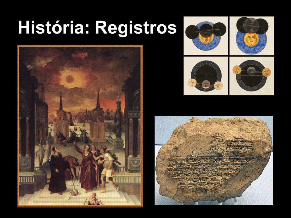 História: Registros