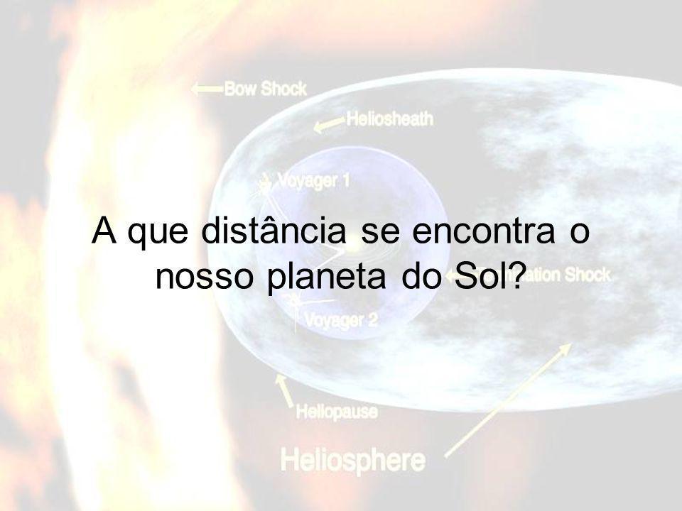 Disco Disperso Se estende desde os confins do Cinturão de Kuiper (55 UA do Sol) até aproximadamente 55 mil UA do Sol.