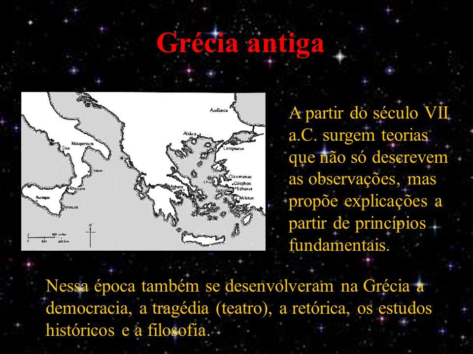 Grécia antiga A partir do século VII a.C.