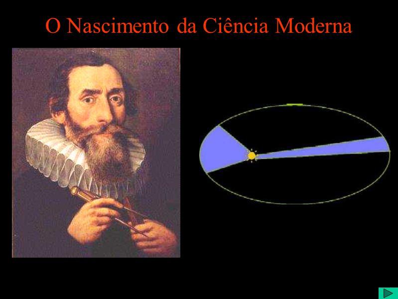 O Nascimento da Ciência Moderna