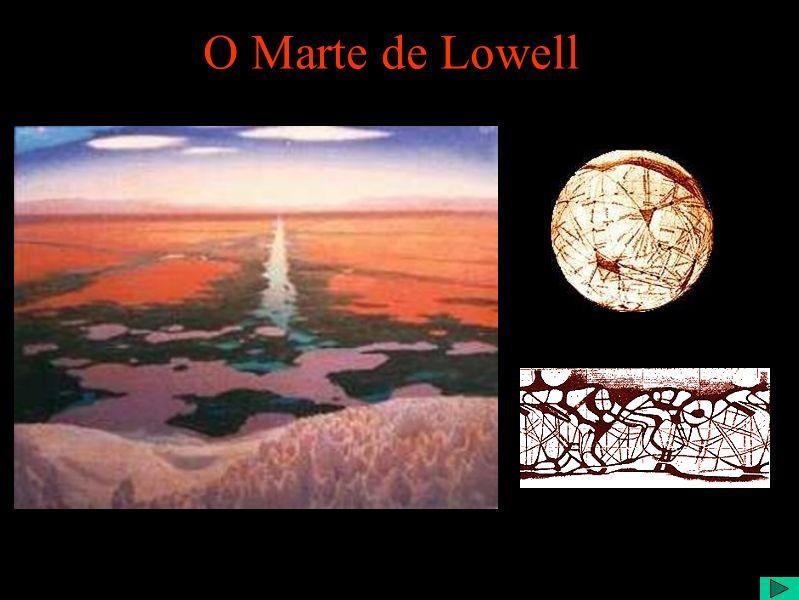 O Marte de Lowell