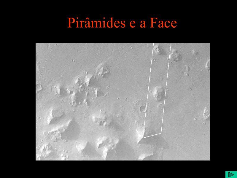 Pirâmides e a Face