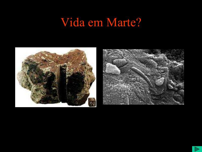 Vida em Marte?