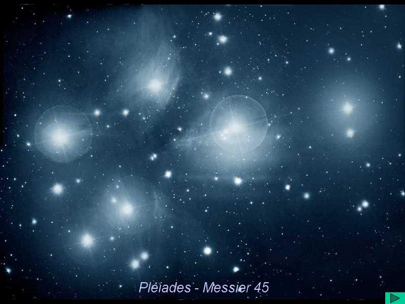 Pleiades - Messier 45