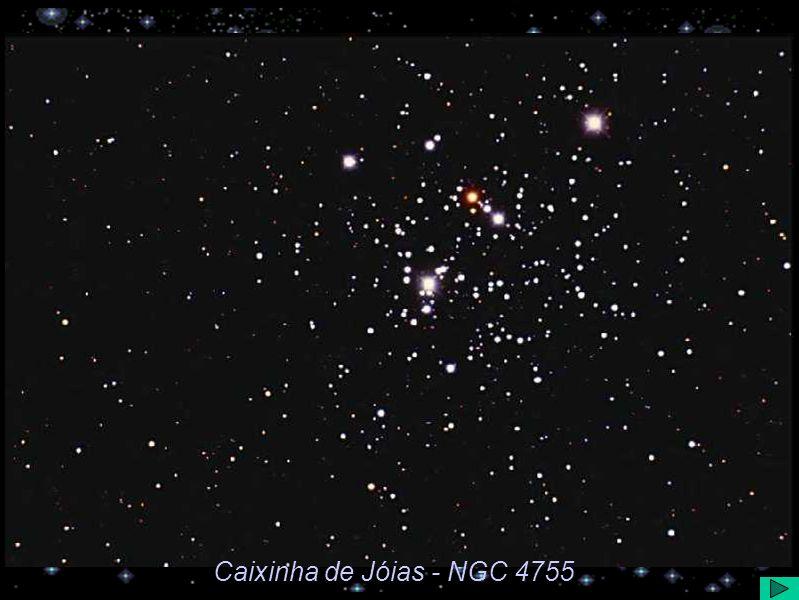 Caixinha de Jóias - NGC 4755