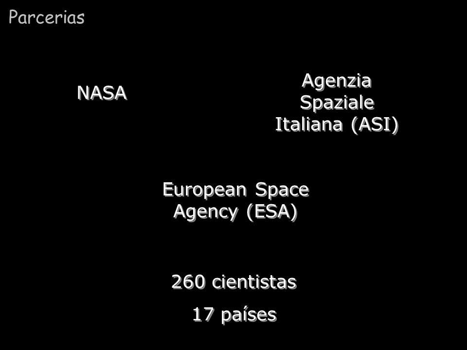 Quem são Cassini e Huygens: Comentário:Antes de falarmos sobre a sonda vamos relembrar quem foram Cassini e Huygens: Giovanni Domenico Cassini nasceu