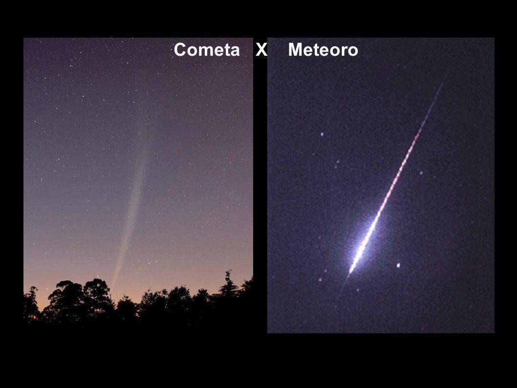 Cometa X Meteoro