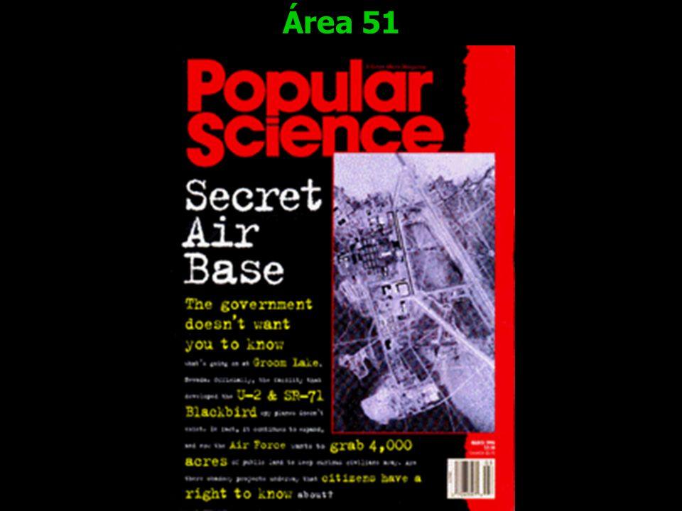 Área 51 Bob Lazar Físico nuclear, com mestrados em Magneto- hidrodinâmica pelo M.I.T. e pelo Caltech.