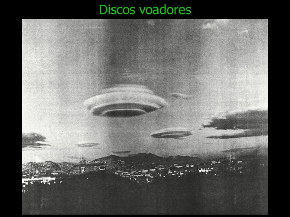 Discos voadores