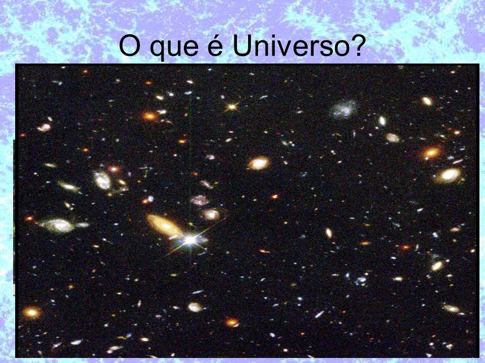 O que é Universo?