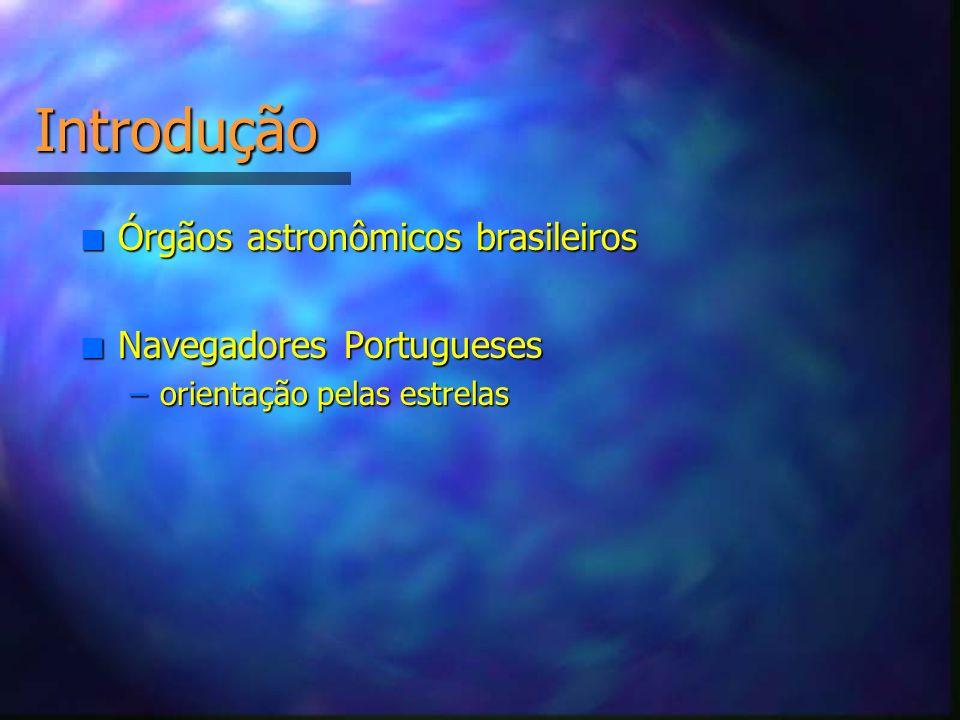 Observatório Nacional n Fundação do Imperial Observatório do Rio de Janeiro por D.