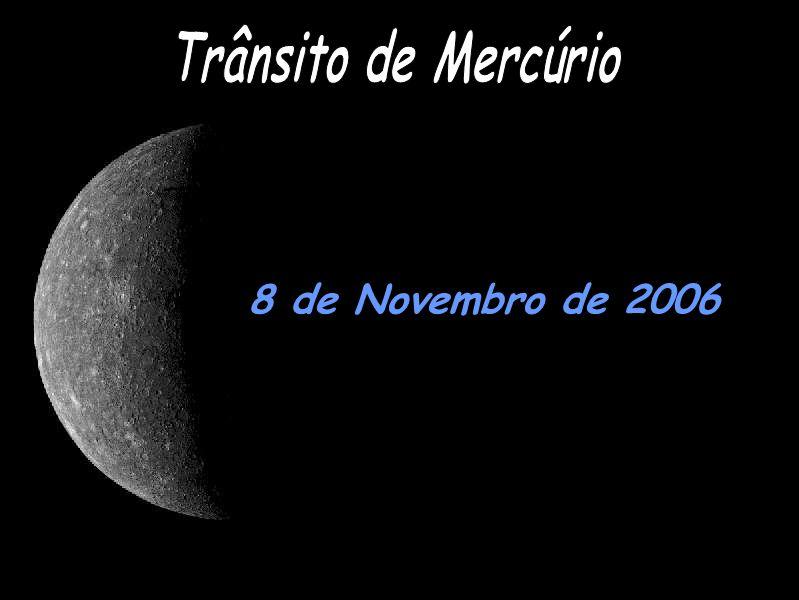 8 de Novembro de 2006