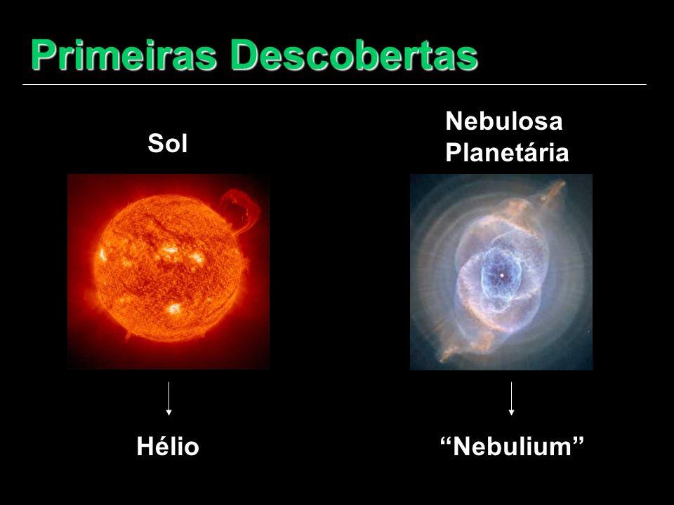 Formação Estrelas do tipo solar (0,8 a 1,4 Ms)