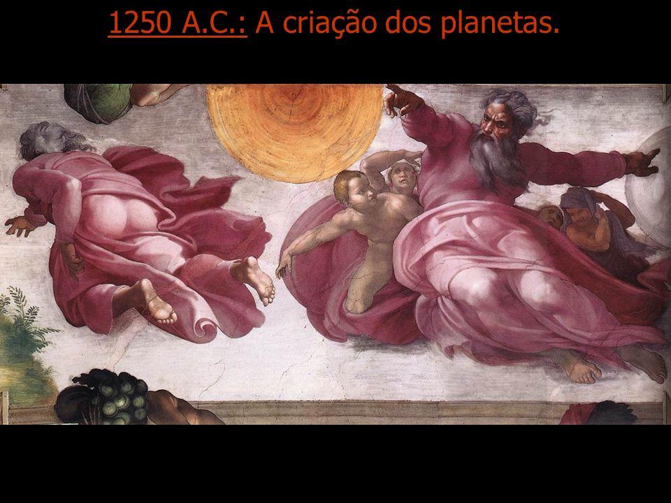 3000-2000 A.C.: Vênus.