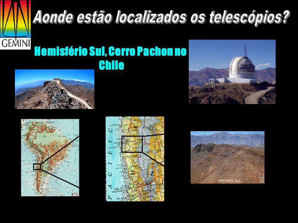 Hemisfério Sul, Cerro Pachon no Chile