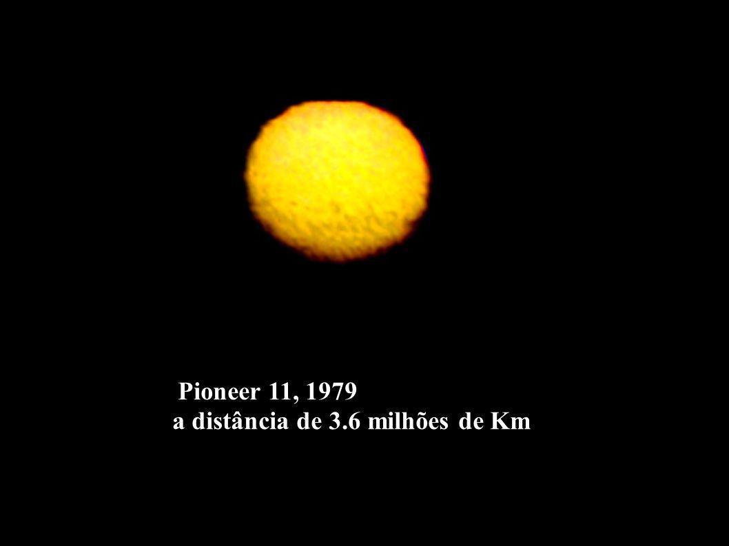 Pioneer 11, 1979 a distância de 3.6 milhões de Km