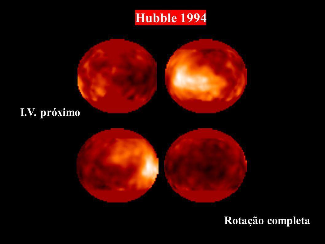 Hubble 1994 Rotação completa I.V. próximo