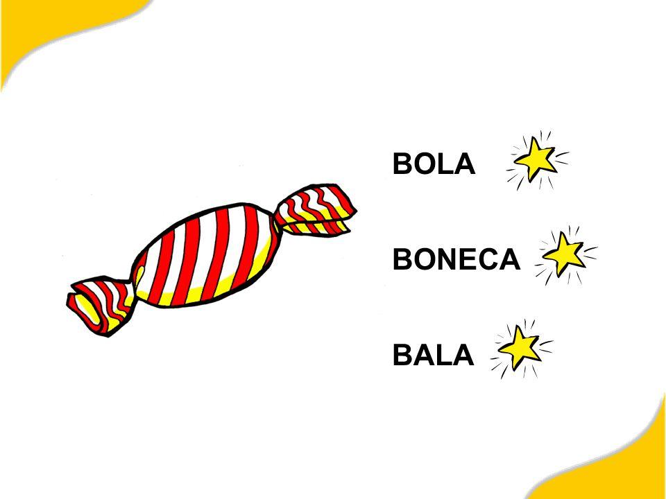 BOLA BONECA BALA