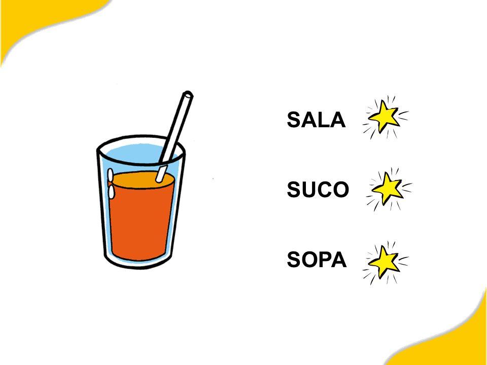 SALA SUCO SOPA