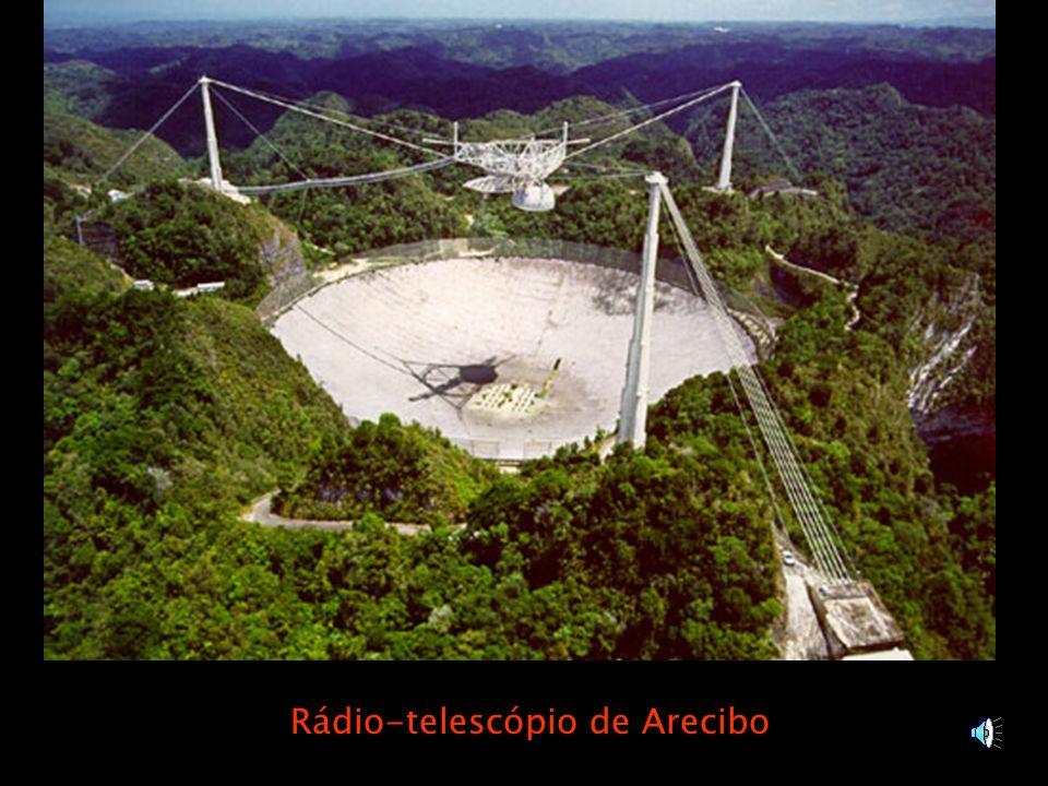 Rádio-telescópio de Arecibo