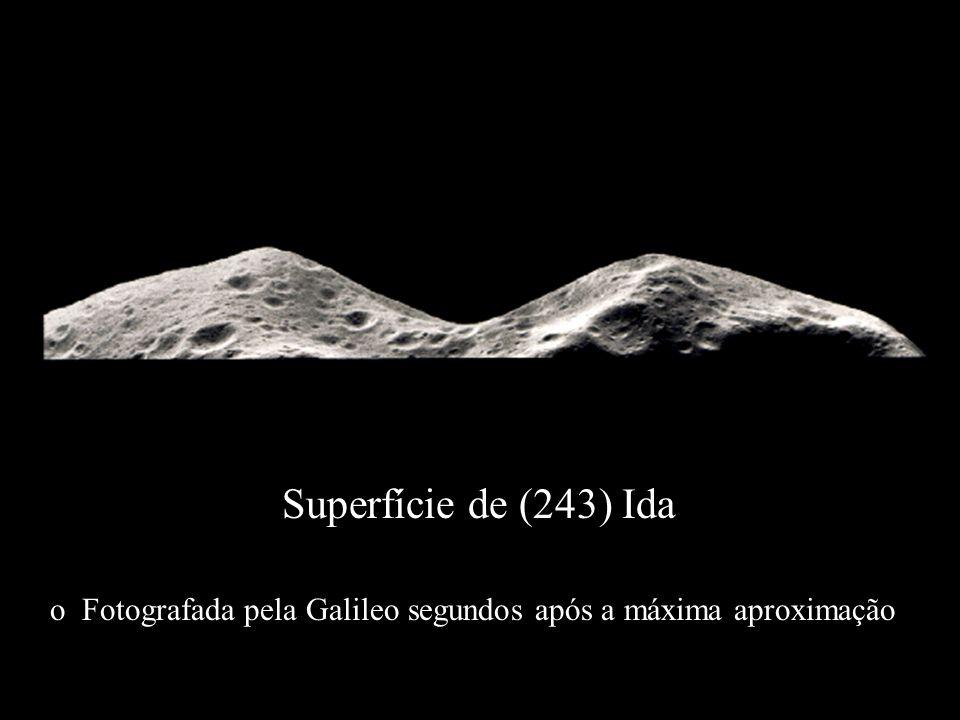 (253) Mathilde o Asteróide tipo C o 54 km x 51 km x 72 km