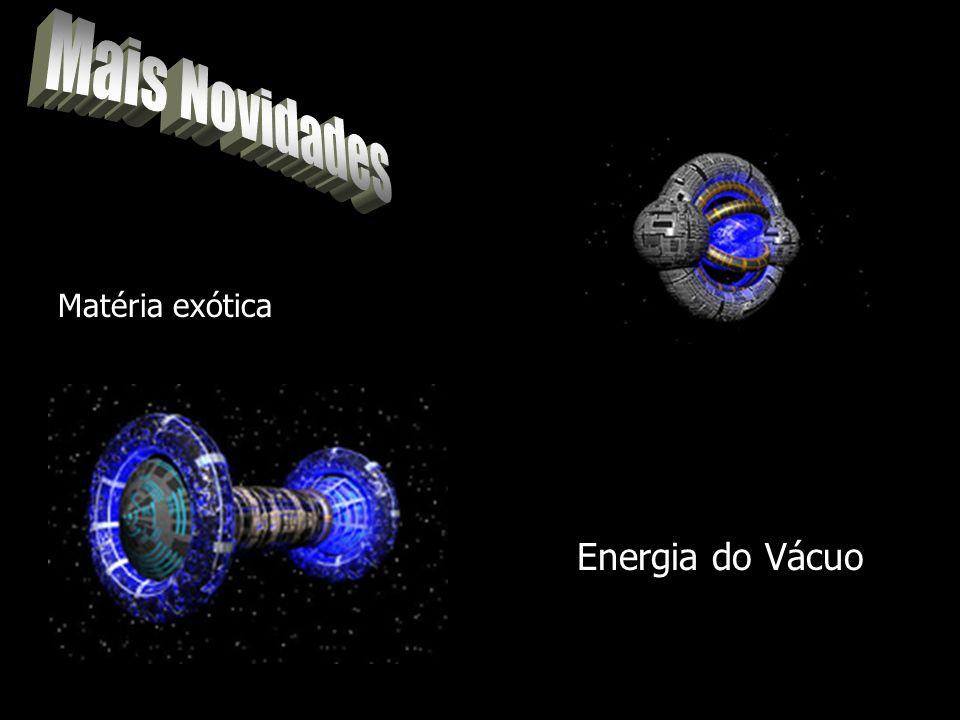 Matéria exótica Energia do Vácuo