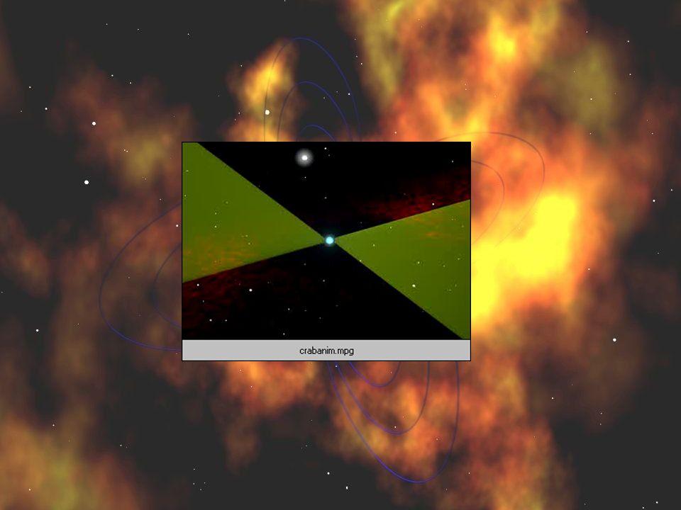 Pulsares Objeto menor e mais denso! Thomas Gold Estrelas de Nêutron Oppenheimer previu teoricamente Anãs Brancas?
