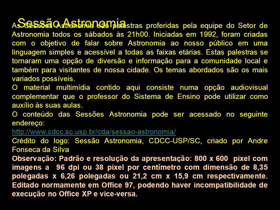 Radioastronomia por Rodrigo