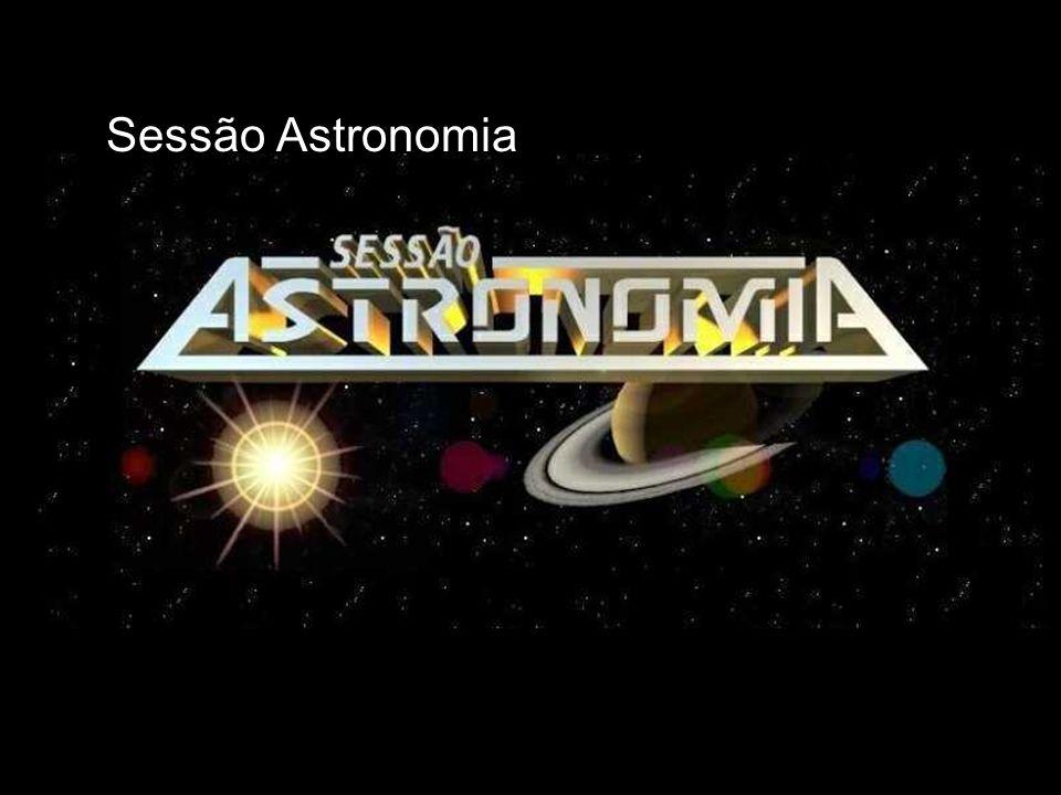 Sessão Astronomia